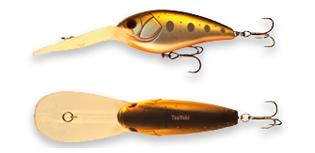 Воблер TsuYoki PLOW 75F
